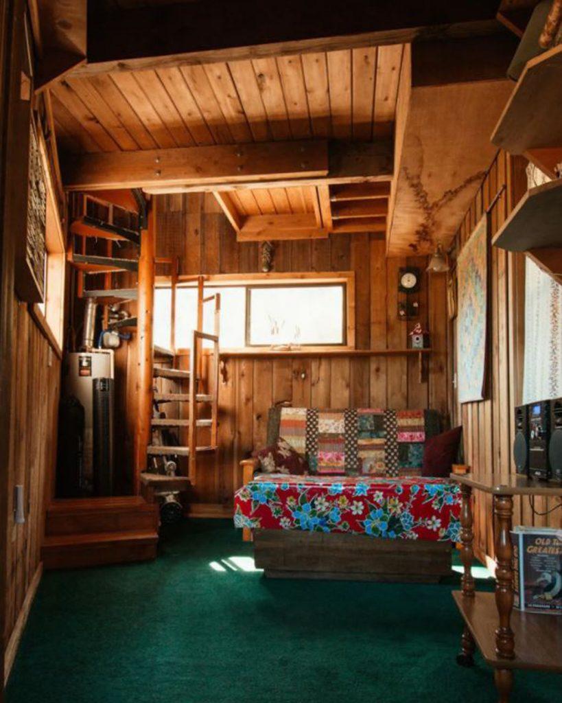 Best Pacific Northwest Treehouses - Lothlorien Woods Treehouse