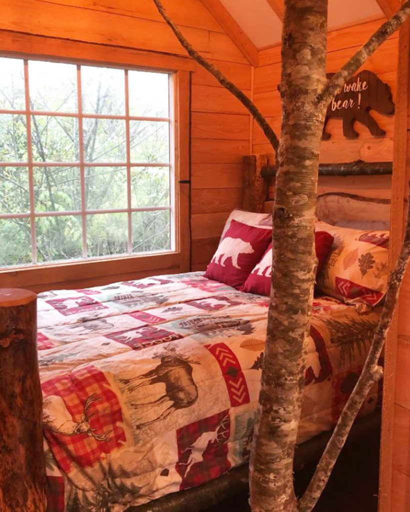 Best Pacific Northwest Treehouses To Rent - The Pond Perch Treehouse