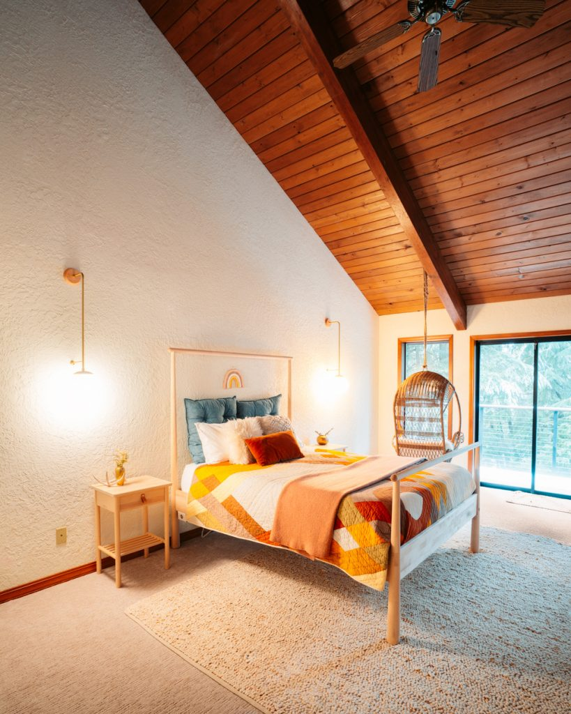 Oregon Cabin You Can Rent - Woodlands House Oregon