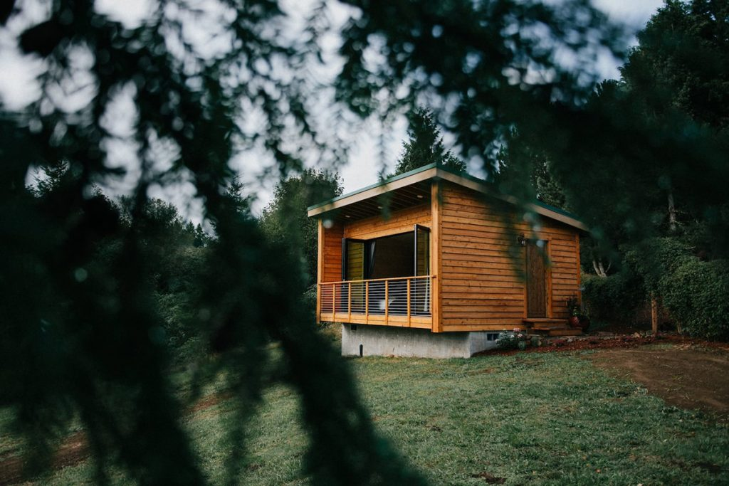 Oregon Cabin to Rent near Mt Hood - Mt Hood Tiny House