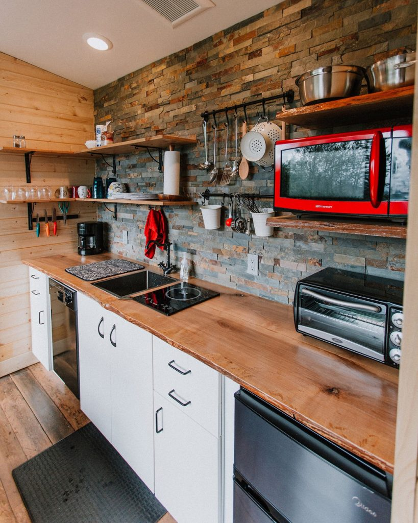 Oregon Cabins to Rent near Mt Hood - Mt Hood View Tiny House