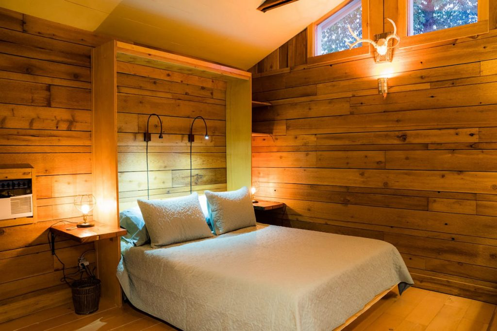 Portland Oregon Cabins to Rent - The Urban Cabin Portland
