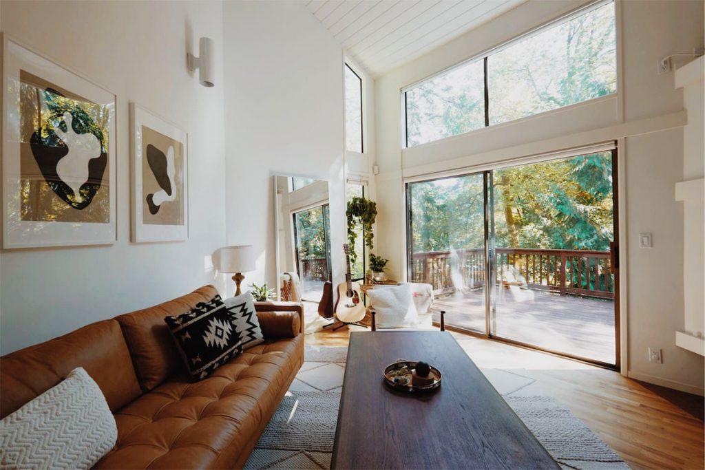 Portland Oregon Treehouses to Rent - Wald Treehouse PDX