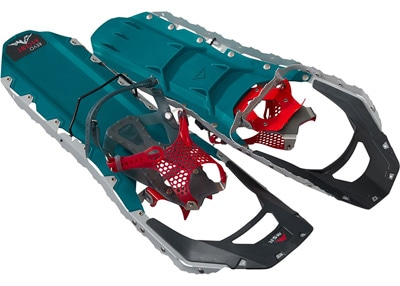 Snowshoeing Tips For Beginners - Beginner Snowshoes - MSR Revo Ascent Snowshoes