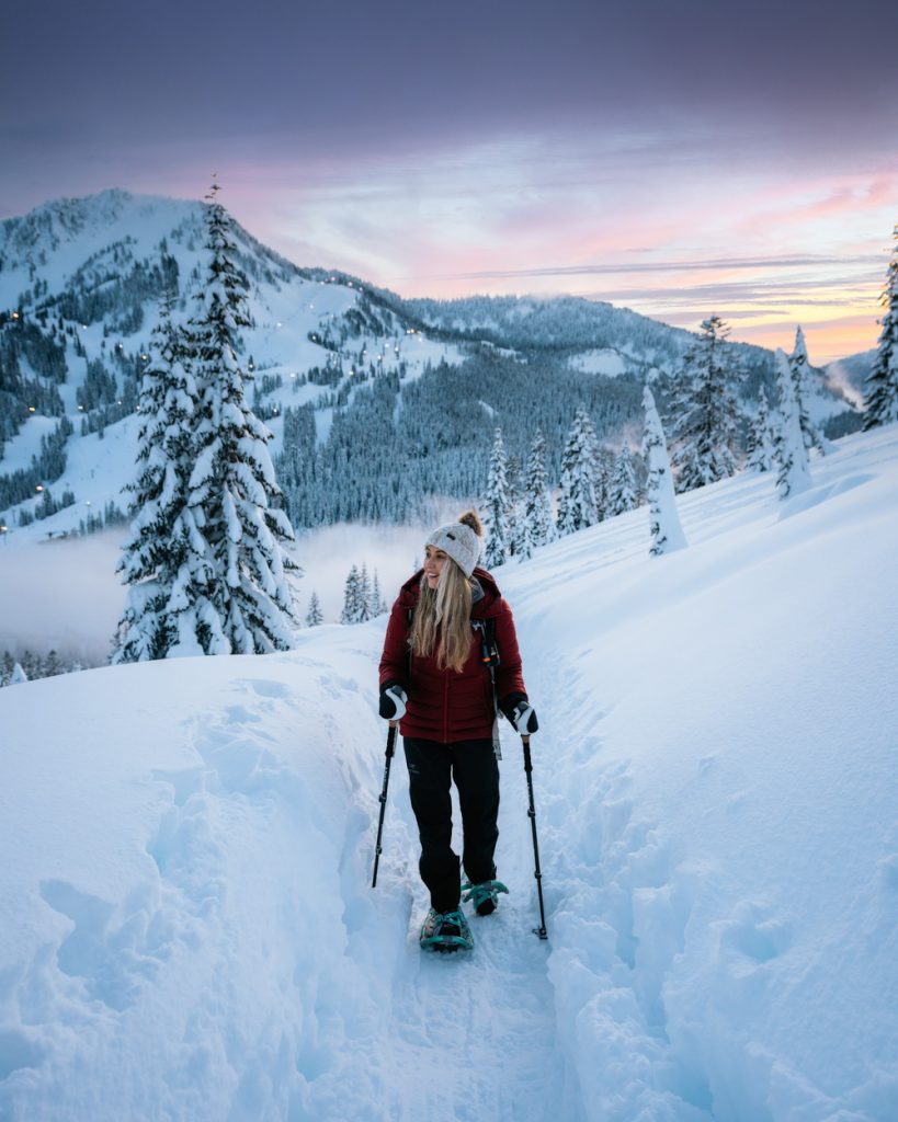 Snowshoeing Tips For Beginners - What Is Snowshoeing