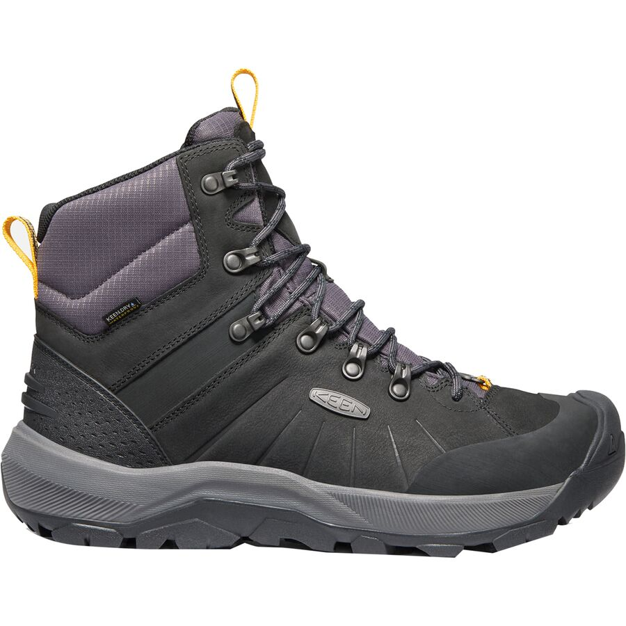 Snowshoeing Tips For Beginners - What To Wear Snowshoeing - KEEN Revel IV Mid Polar Boot