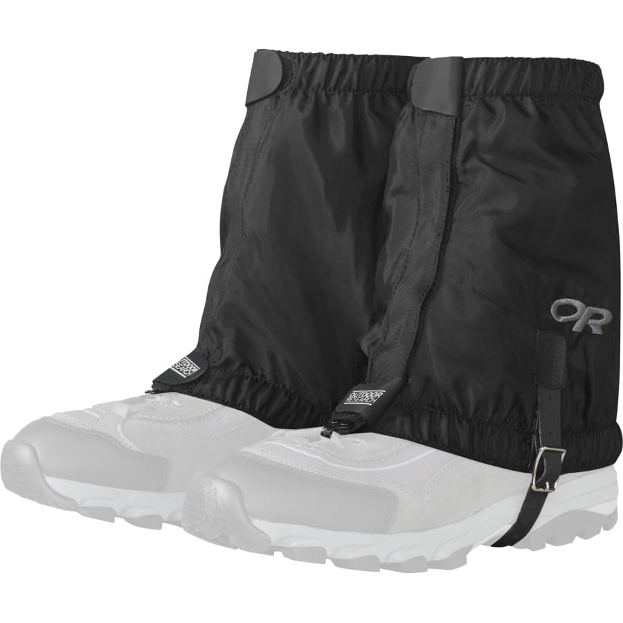 Snowshoeing Tips For Beginners - What To Wear Snowshoeing - Outdoor Research Rocky Mountain Low Gaiter