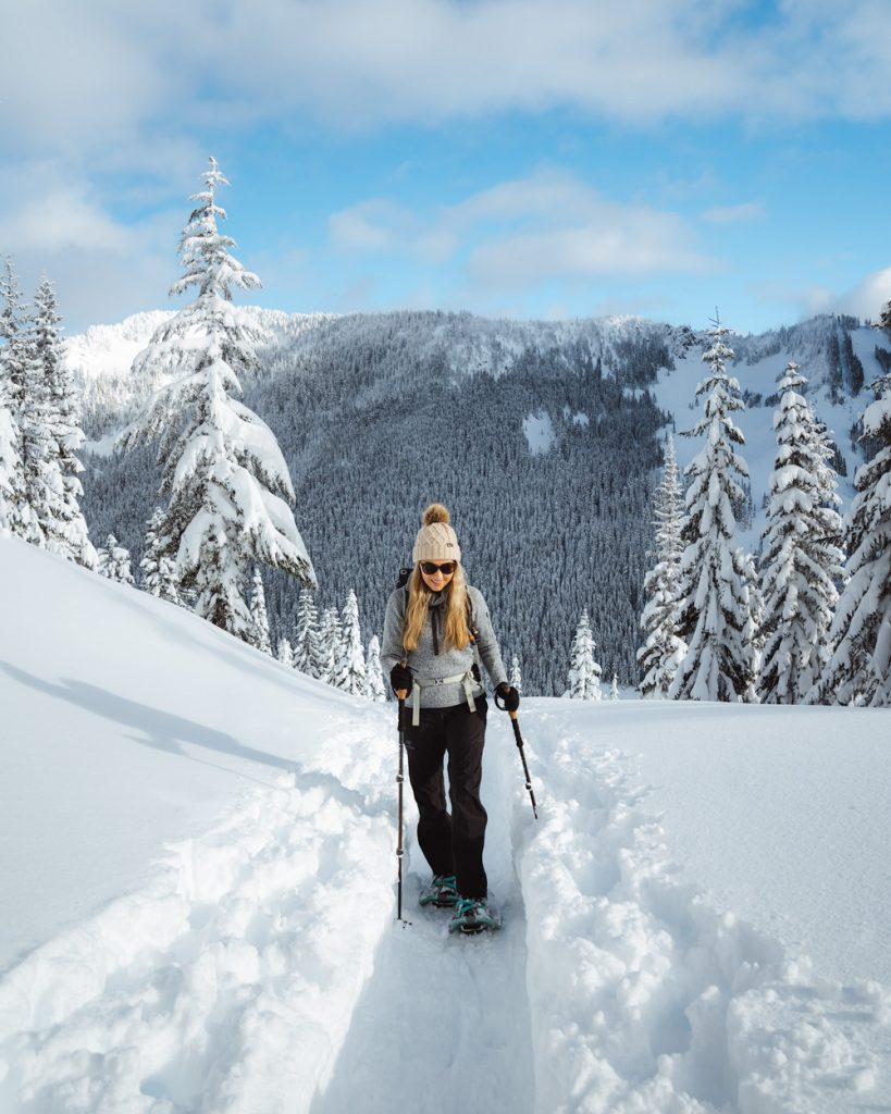 Tips For Snowshoeing As A Beginner