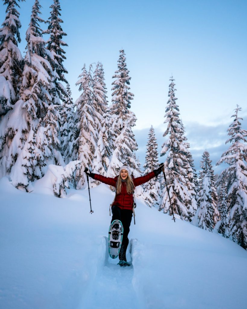 Tips For Snowshoeing As A Beginner - Why You Should Try Snowshoeing
