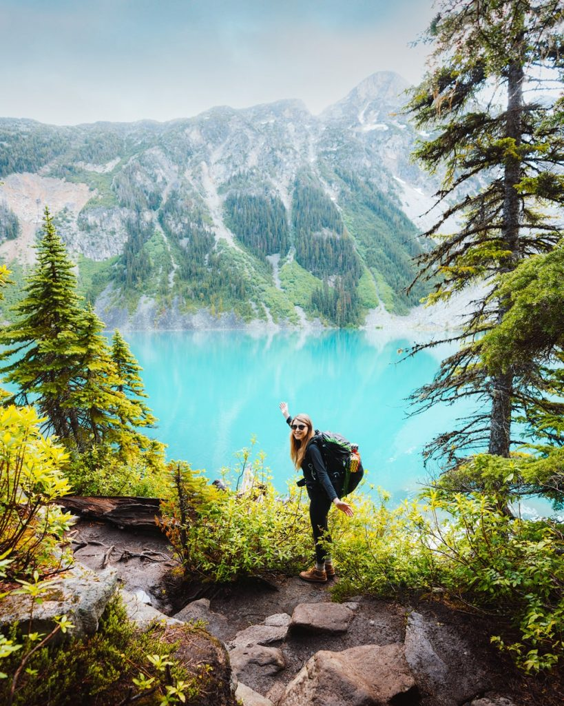 Joffre Lakes Hiking and Camping Guide