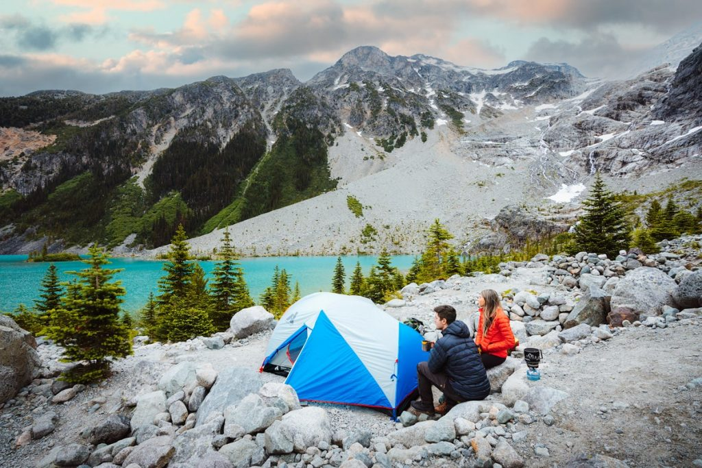 Camping tips and guide