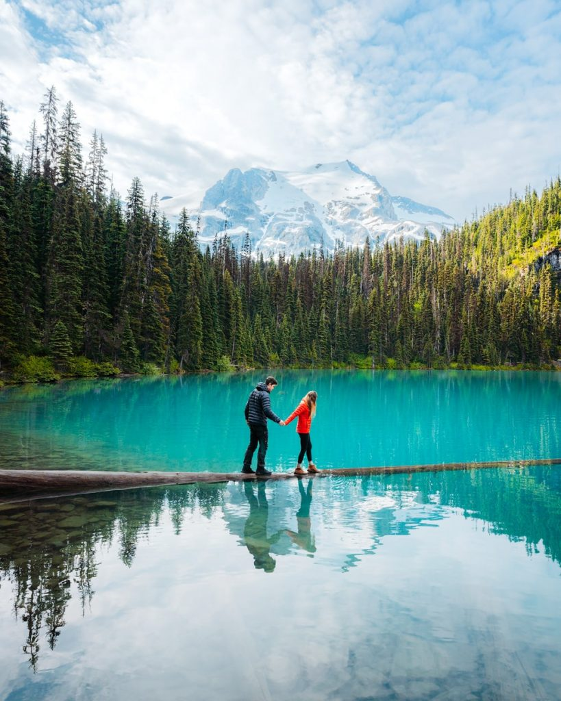 Joffre Lakes Hiking and Camping Guide - Location of Joffre Lakes
