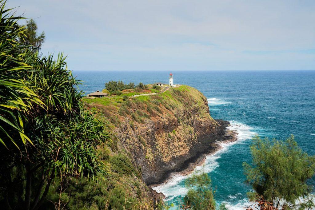 Kauai Hawaii Travel Guide - Where To Go in Kauai - Kilauea Lighthouse