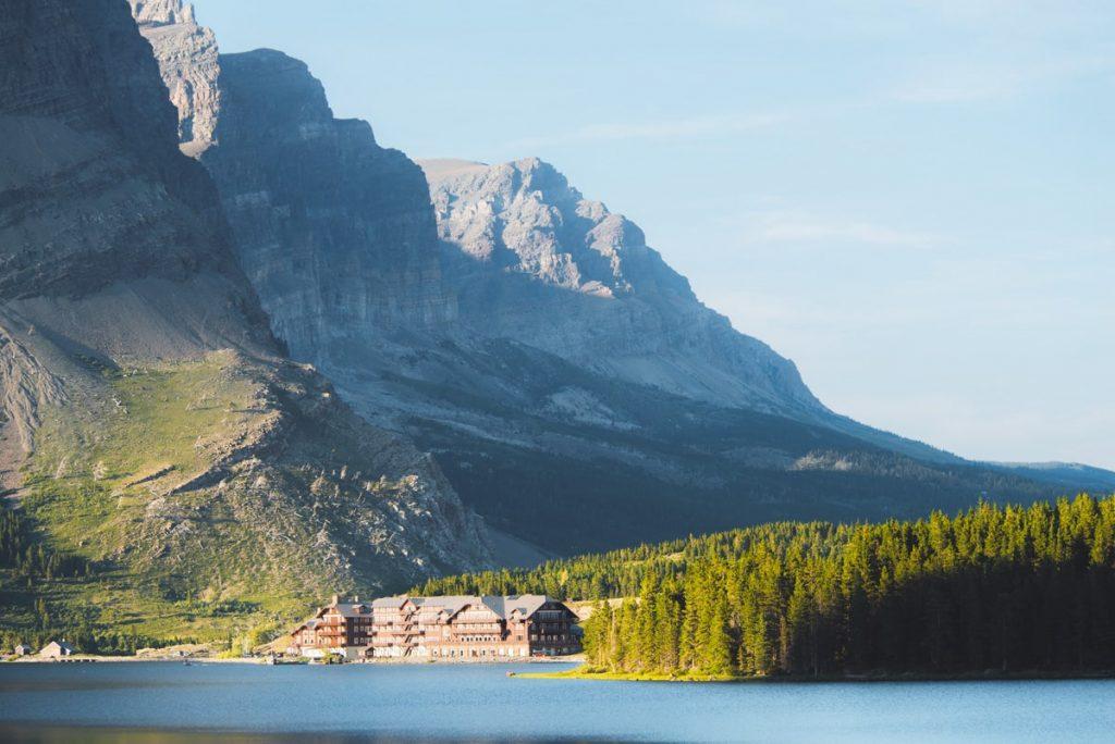 Best National Parks to Visit in Summer - Glacier National Park Many Glacier