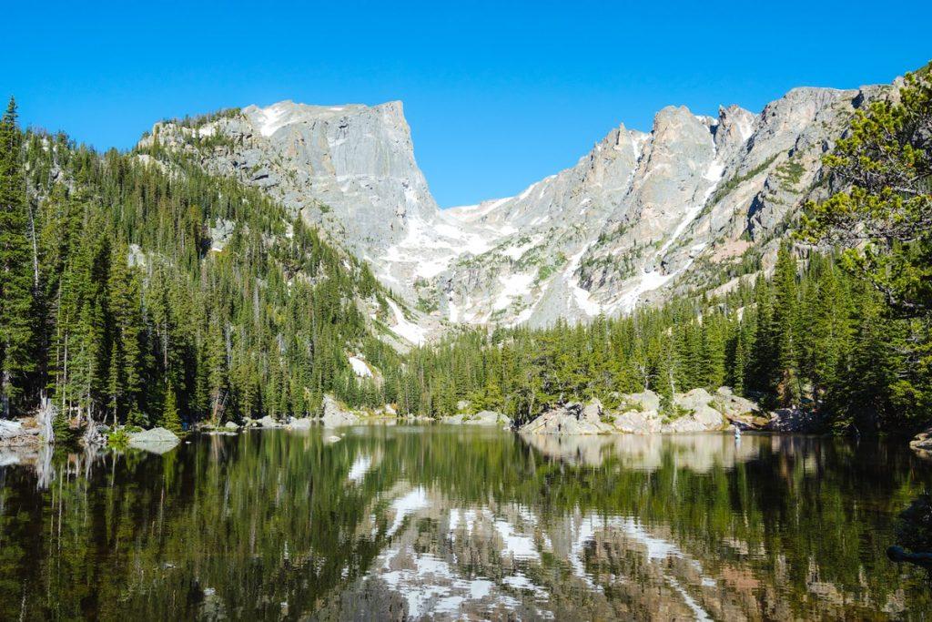 Rocky Mountain Dream Lake
