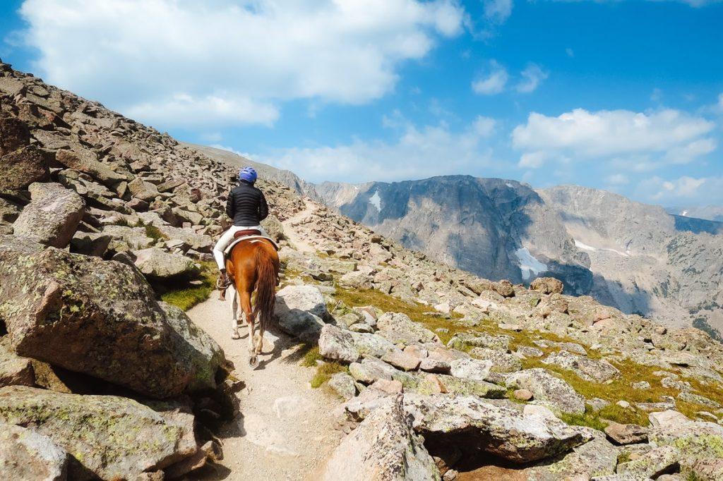 Rocky Mountain Horseback Riding