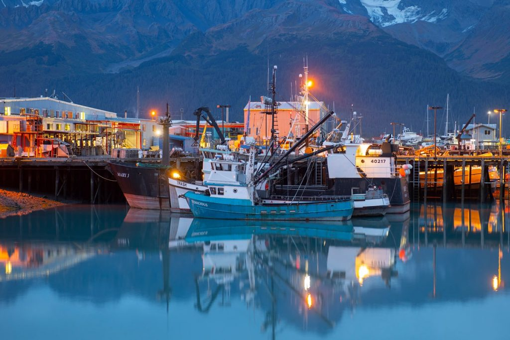 Where To Stay in Kenai Fjords National Park