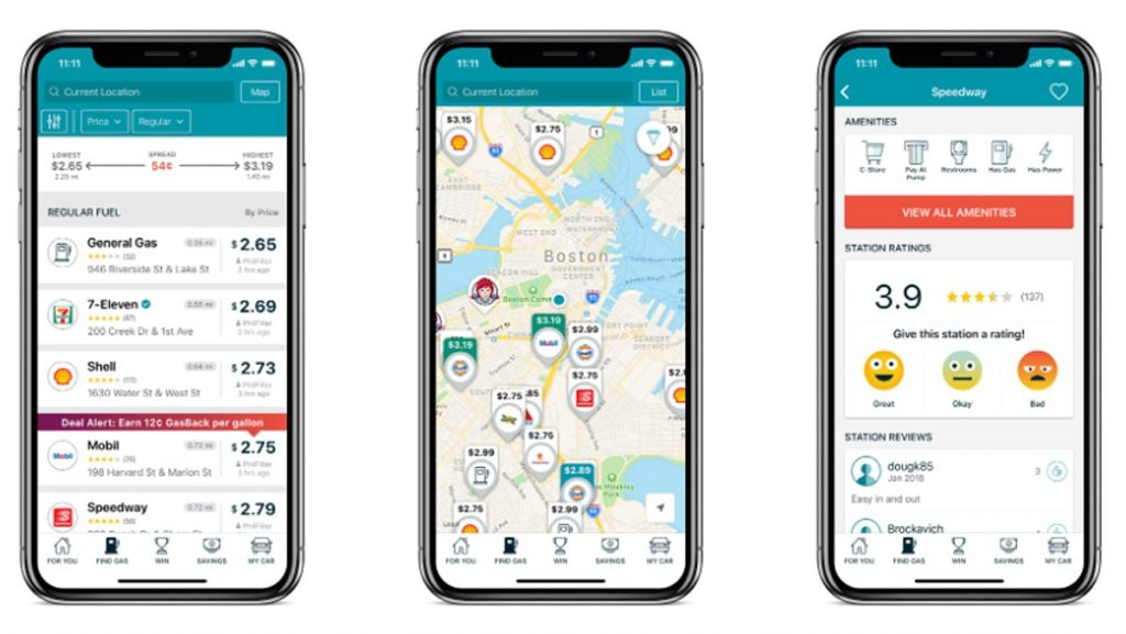 Best Road Trip Planner Apps to Help You Find Cheap Gas - GasBuddy