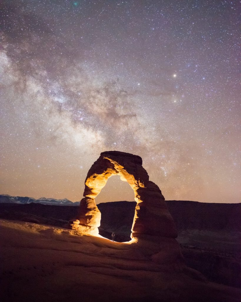 Ultimate Utah National Parks Road Trip Itinerary - Arches National Park Delicate Arch