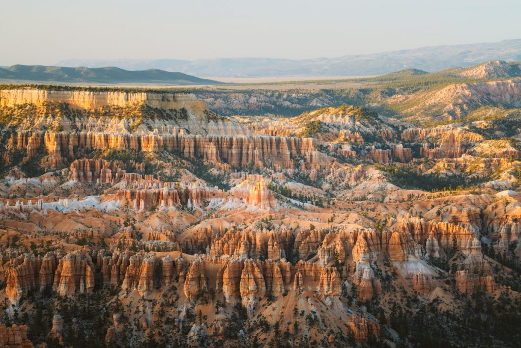 Ultimate Utah National Parks Road Trip Itinerary - Bryce Canyon National Park Sunset - Utah's Mighty 5