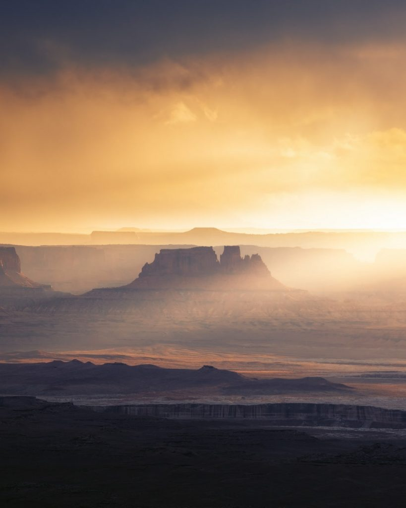 Ultimate Utah National Parks Road Trip Itinerary - Canyonlands National Park Green River Overlook