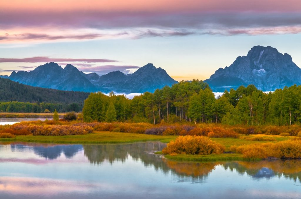 Ultimate Yellowstone National Park Guide and Itinerary - Oxbow Bend
