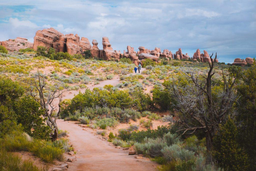 Utah National Parks Road Trip - Arches National Park
