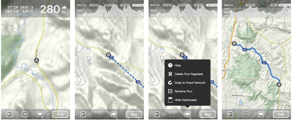 Best Road Trip Planner Apps to Help You Track Hikes - MapOut